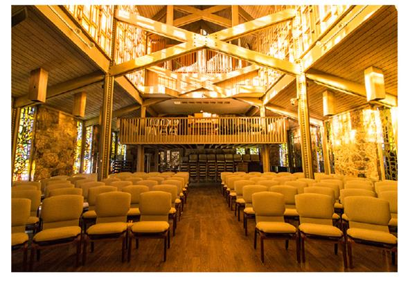 The Aspen Chapel Was Founded In 1969 With Mission To Create A Place For People Gather Lively Encounter And Question Seek Relevant Answers
